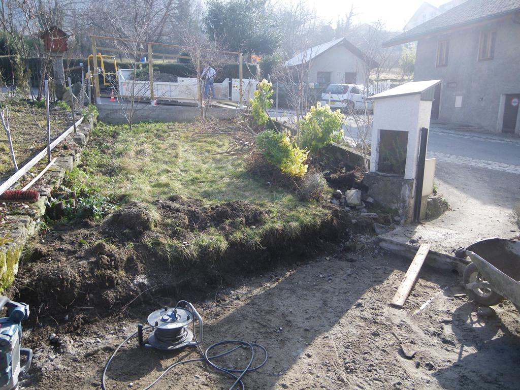 paysagiste evian les bains optimisation d 39 un petit jardin paysagiste haute savoie 74. Black Bedroom Furniture Sets. Home Design Ideas