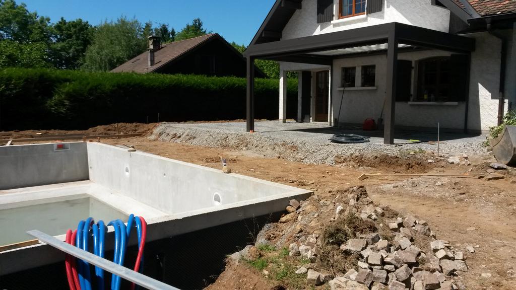 Paysagiste thonon les bains piscine paysagiste haute for Amenagement jardin haute goulaine