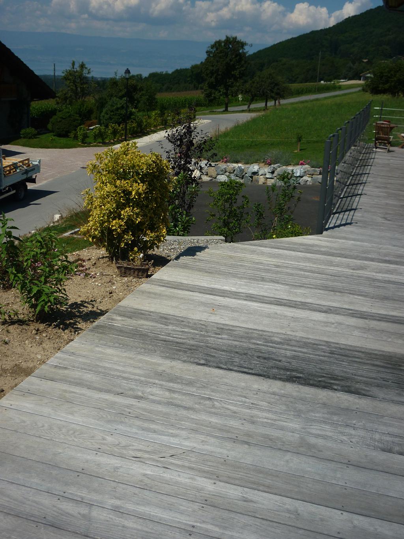 Paysagiste thonon les bains terrasse fr ne paysagiste for O jardin ideal route de montauban bessieres