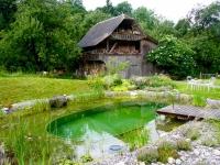 Baignade naturelle - Paysagiste Haute Savoie