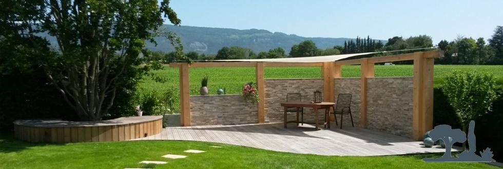 Paysagiste Saint Julien En Genevois   Paysagiste Haute Savoie 74, Création  De Jardin Et Aménagement Paysager à Thonon Et Douvaine
